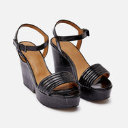 clergerie - SANDALS DANY, BLACK
