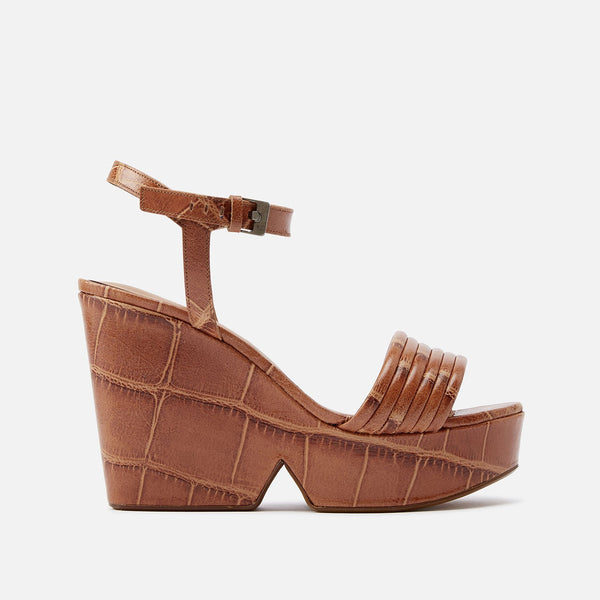 clergerie - SANDALS DANY, CAMEL