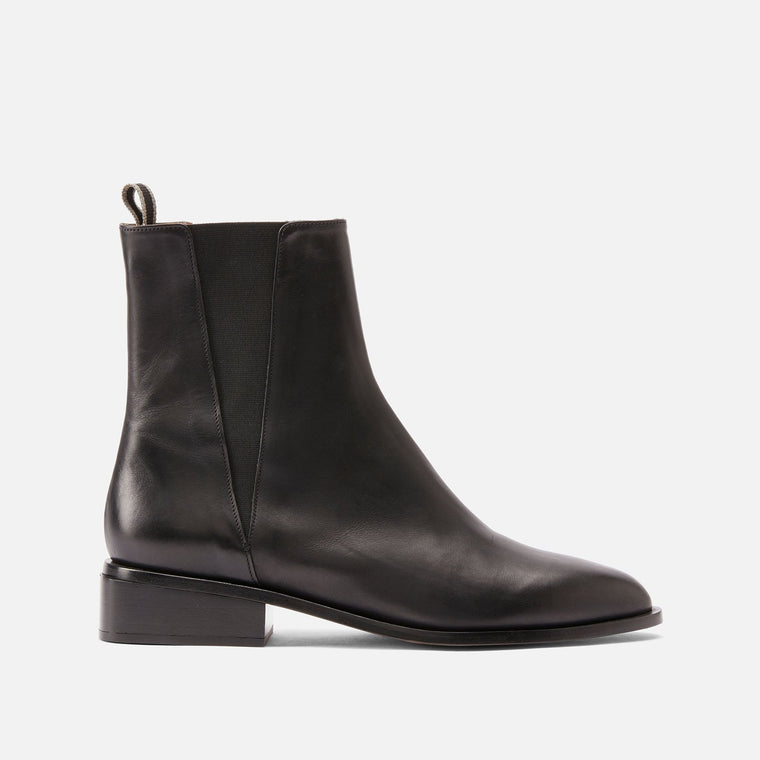 clergerie - ANKLE BOOTS XAB, BLACK