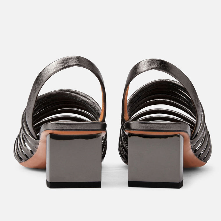 clergerie - SANDALS LEONE, SILVER