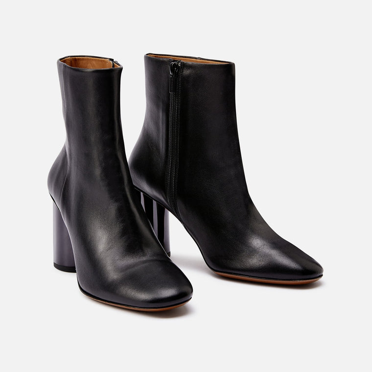 clergerie - ANKLE BOOTS JUDIE, BLACK