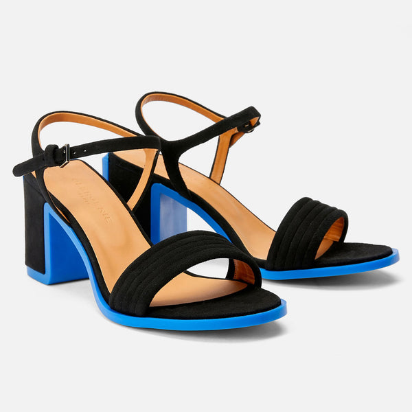 clergerie - SANDALS KELLY, BLACK