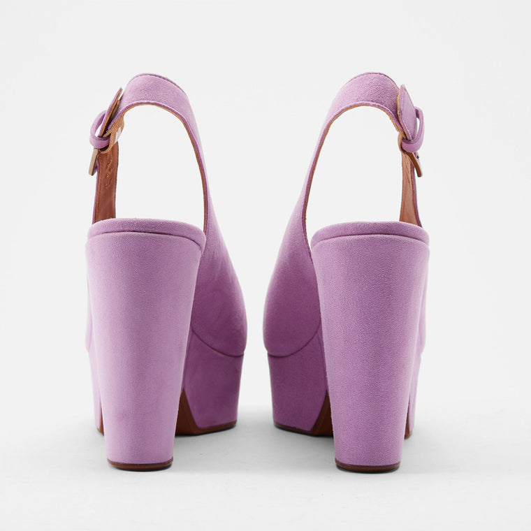 clergerie - SANDALS DYLAN, PURPLE