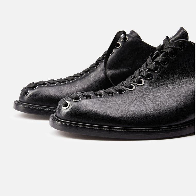 clergerie - DERBIES REBEKA, BLACK