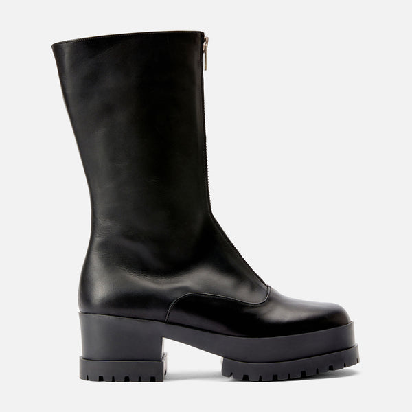 clergerie - BOOTS WALLIE, BLACK