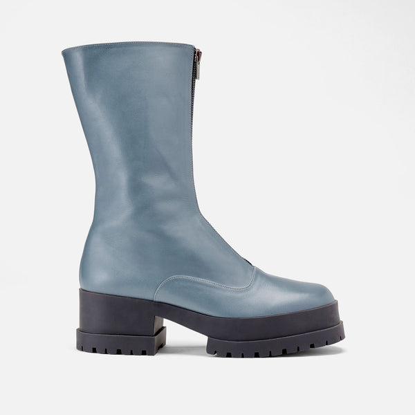 clergerie - BOOTS WALLIE, BLUE