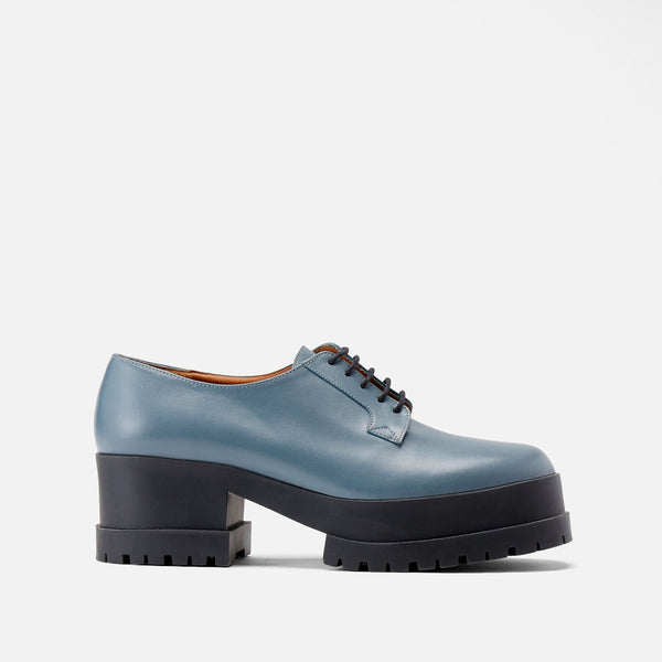 clergerie - DERBIES WONNIE, BLUE