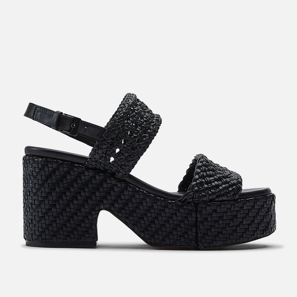 SANDALS COREY, BLACK