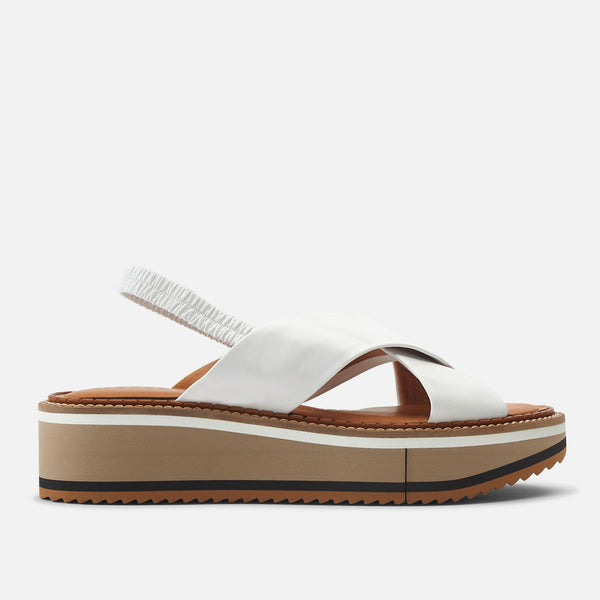 clergerie - SANDALS FREEDOM, WHITE