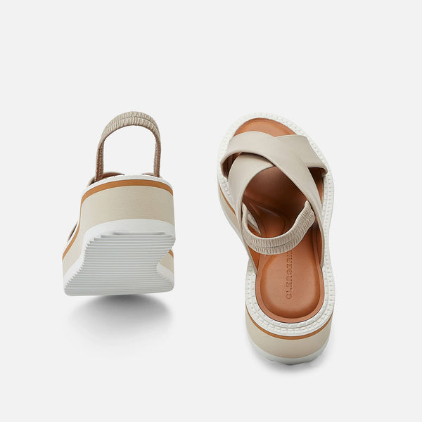 clergerie - SANDALS FREEDOM, NUDE