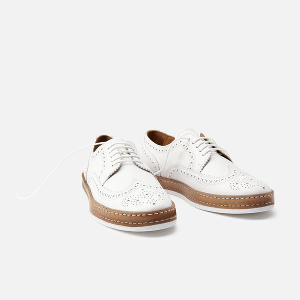 clergerie - SNEAKERS AVA, WHITE