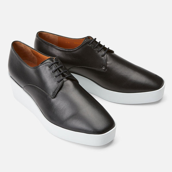 clergerie - DERBIES LINDSEY, BLACK