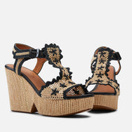 clergerie - SANDALS DARA, BLACK