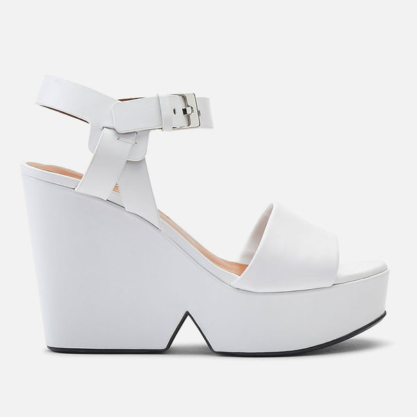clergerie - SANDALS DARRYL, WHITE