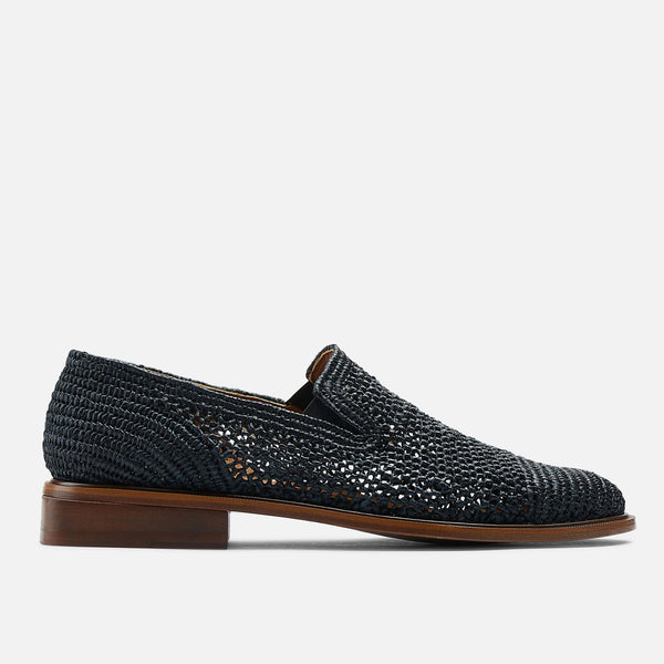 clergerie - LOAFERS JADEN, BLACK