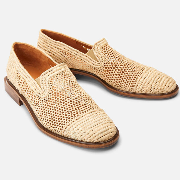 clergerie - LOAFERS JADEN, NATURAL