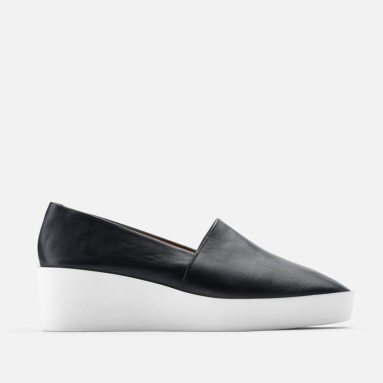 LOAFERS LARA, BLACK