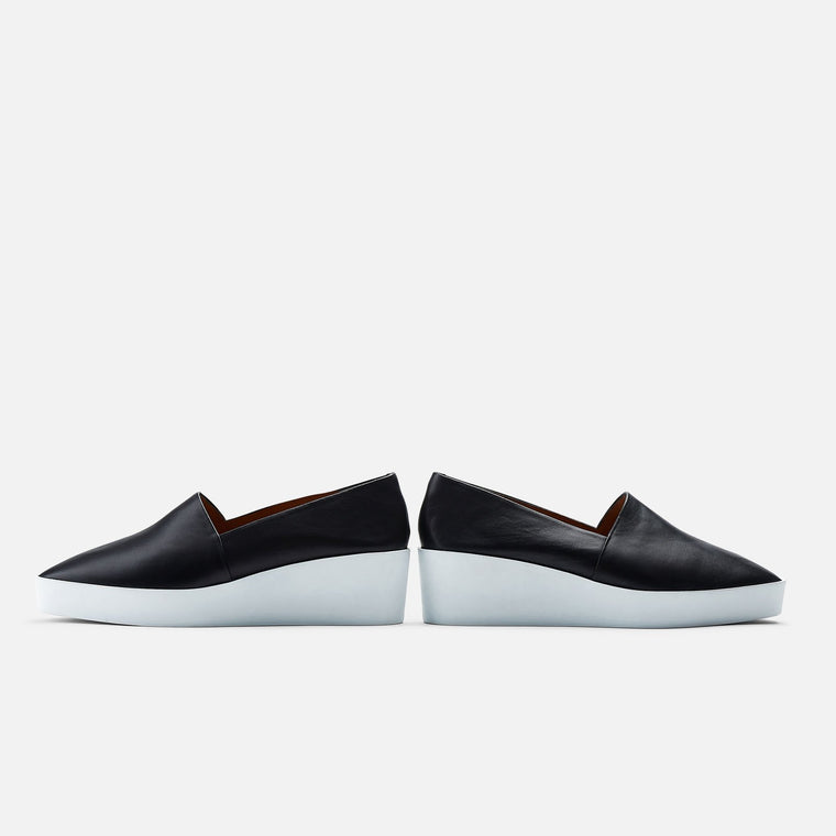 clergerie - LOAFERS LARA, BLACK