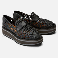 clergerie - LOAFERS BELMA, BLACK