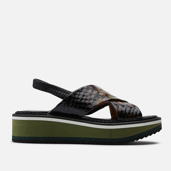 clergerie - SANDALS FREEDOMS, ANIMAL PRINTED