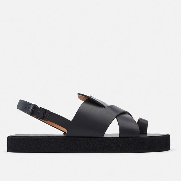 clergerie - SANDALS GRETA, BLACK
