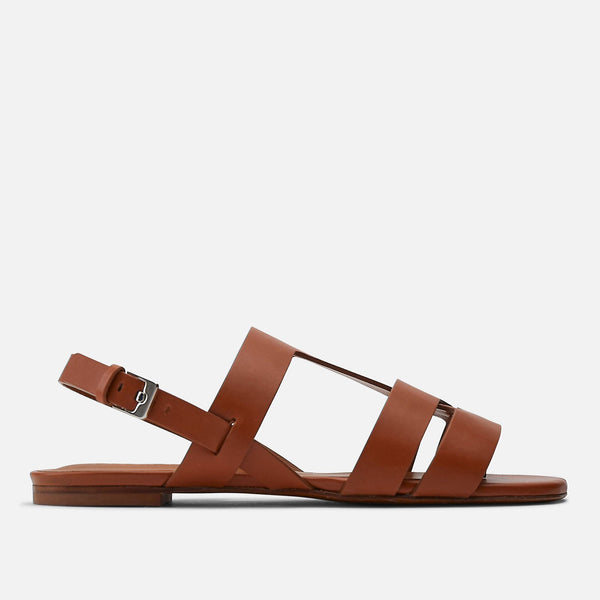 clergerie - SANDALS IVY, CAMEL