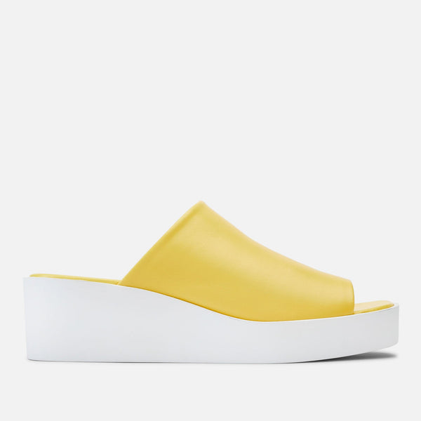 clergerie - SANDALS SASHA, YELLOW