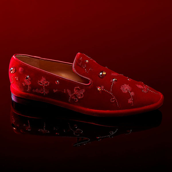 clergerie - LOAFERS OLIA, RED