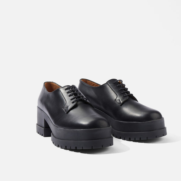 clergerie - DERBIES WONNIE, NOIR