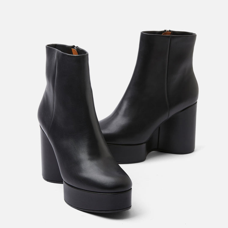 BELEN ANKLE BOOTS, BLACK