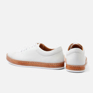 ANGIE SNEAKERS, WHITE