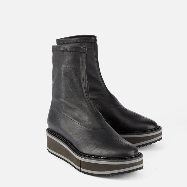 ANKLE BOOTS BERTA, BLACK