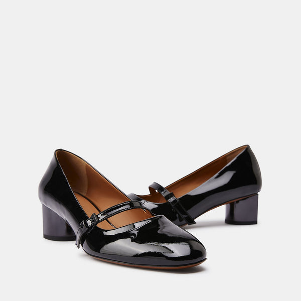 PUMPS PETRA, BLACK