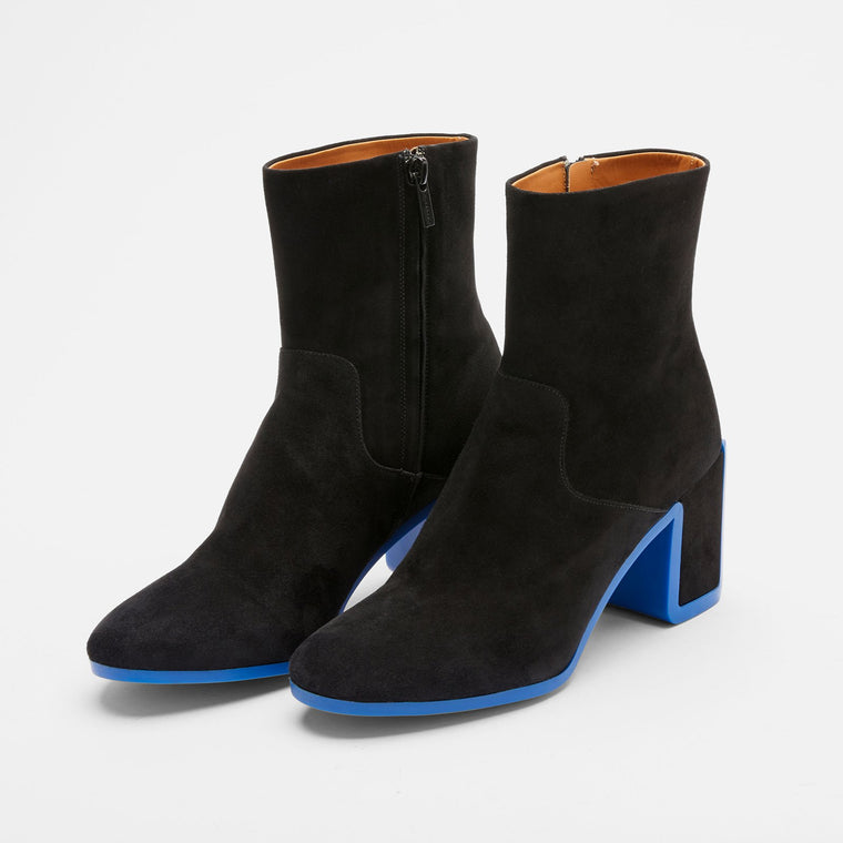 ANKLE BOOTS CARLY, BLACK
