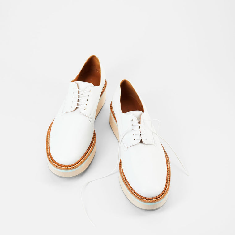 DERBIES BROOKW, WHITE