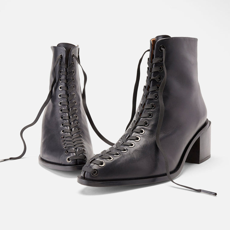 ANKLE BOOTS XANNIE, BLACK