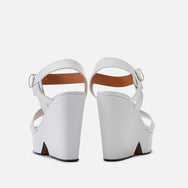 SANDALS DARRYL, WHITE