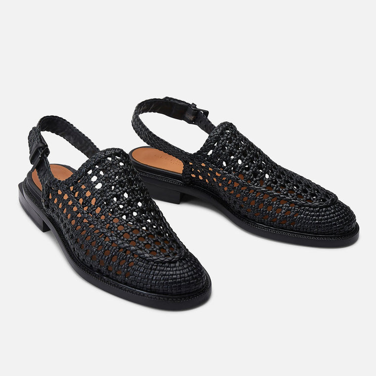 LOAFERS RUBY, BLACK
