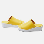 SANDALS SASHA, YELLOW