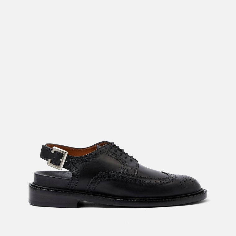 DERBIES GENIUS, NOIR