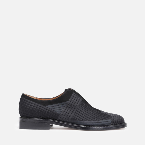DERBIES RENATA, NOIR