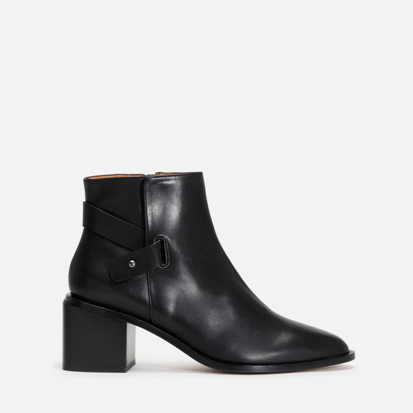 BOTTINES XINGAR, NOIR