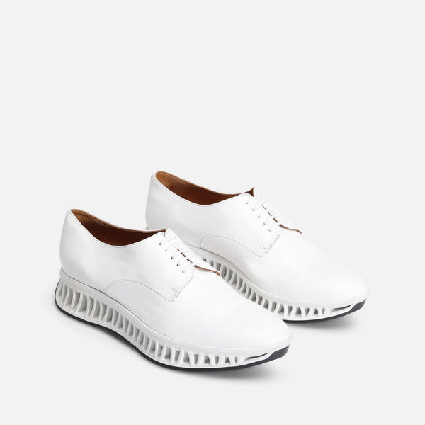 DERBIES MAKA, BLANC