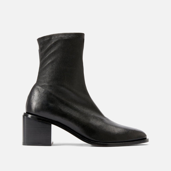 BOTTINES XIA, NOIR