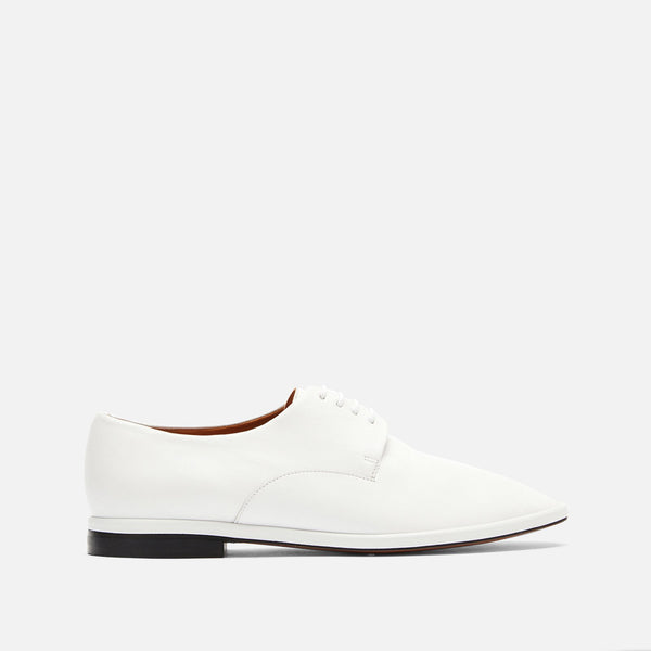 DERBIES ODYSSE, BLANC