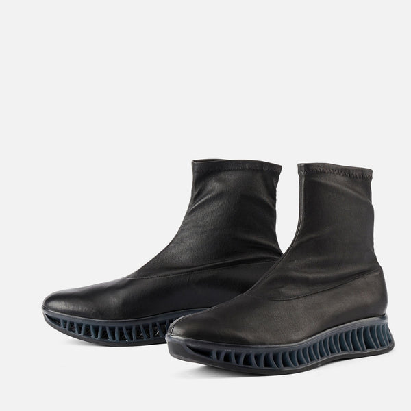 BOTTINES MILES, NOIR