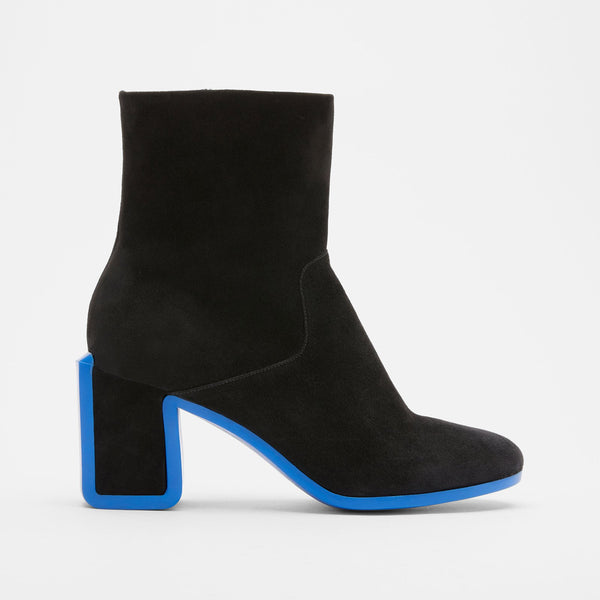 BOTTINES CARLY, NOIR