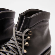 BOTTINES BUBBLE, NOIR