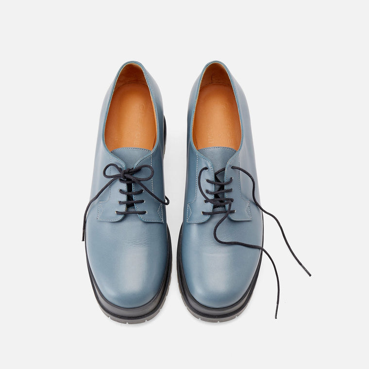DERBIES WONNIE, BLEU