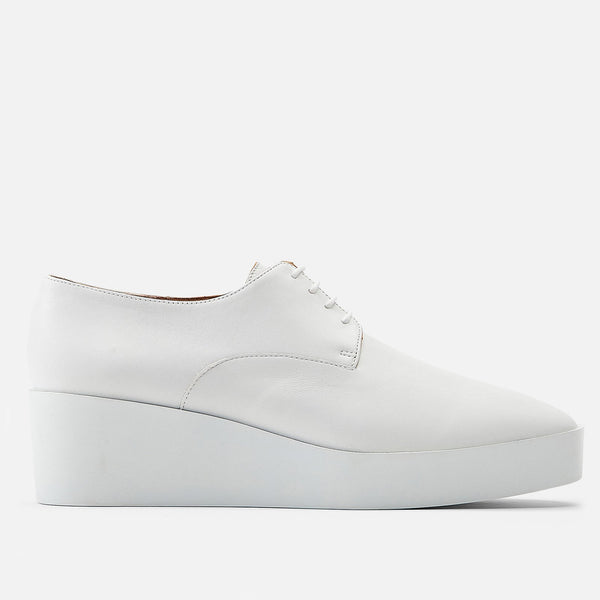 DERBIES LINDSEY, BLANC
